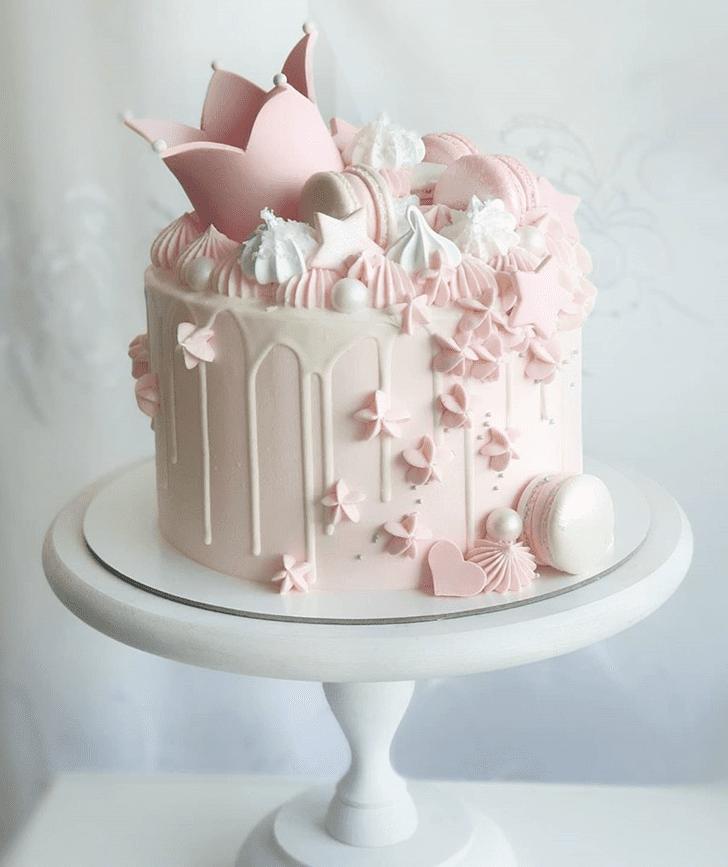 Resplendent Queen Cake