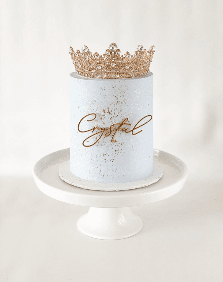Slightly Queen Cake
