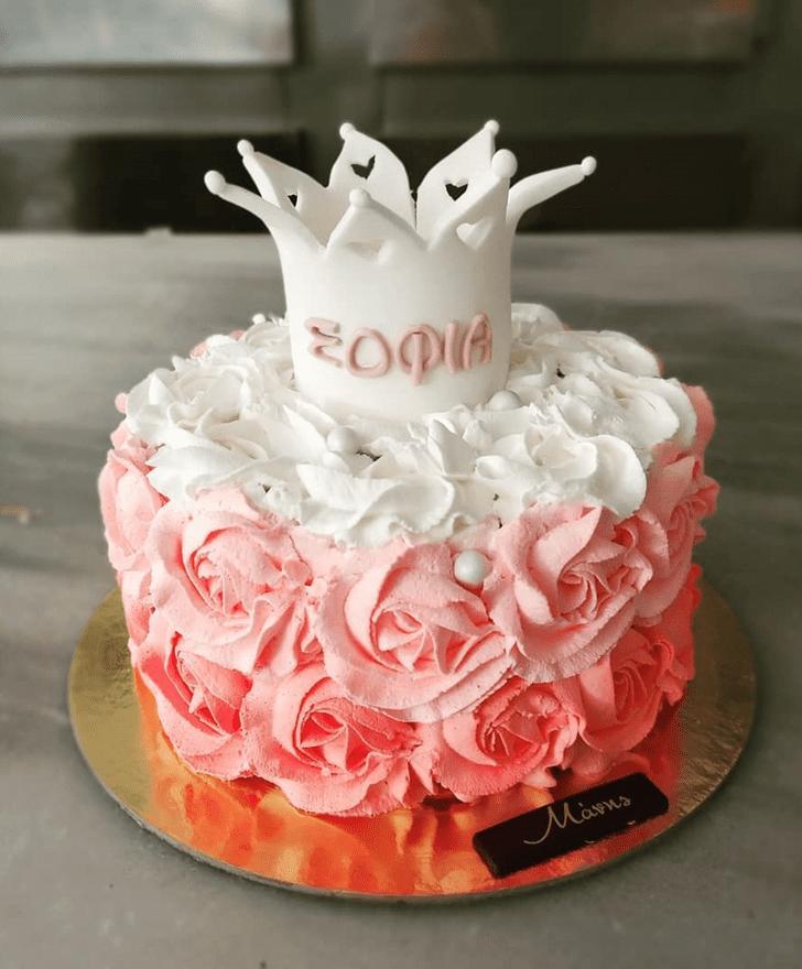 Wonderful Queen Cake Design