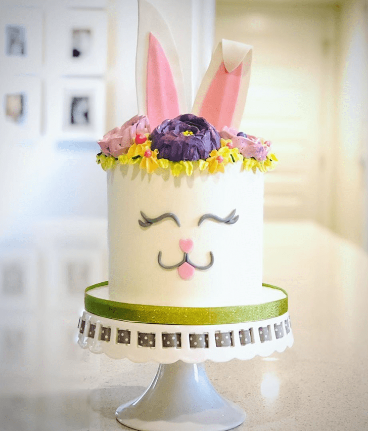 Angelic Rabbit Cake