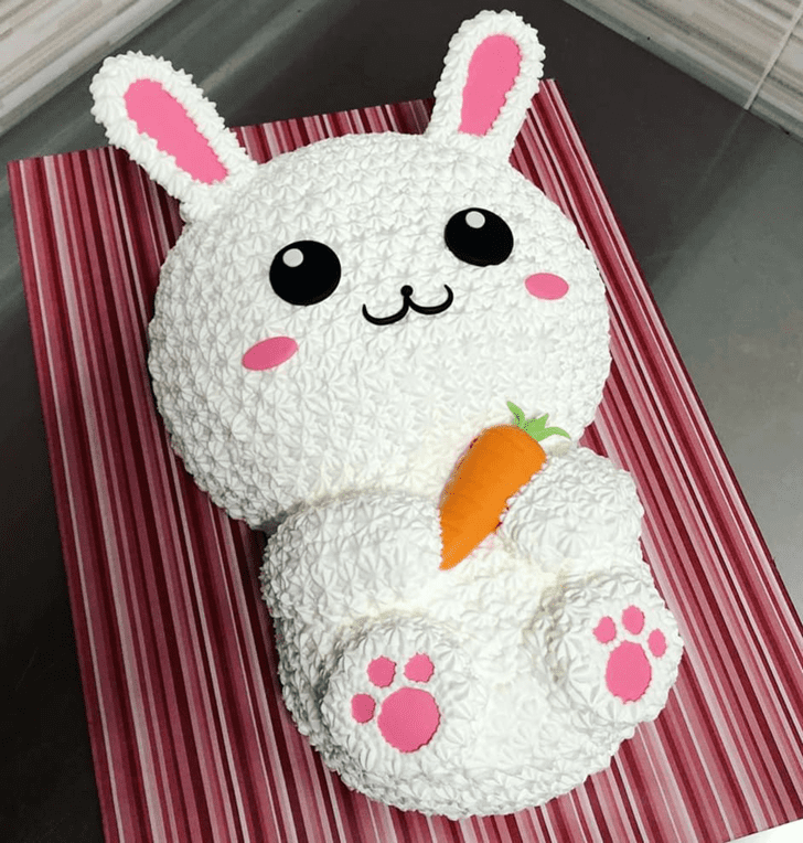 Divine Rabbit Cake