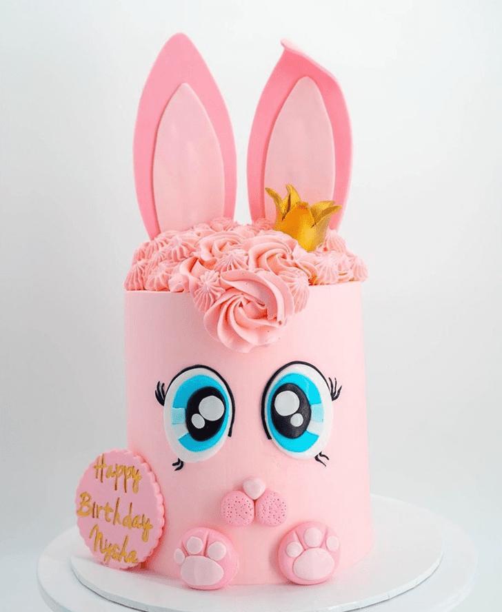 Enthralling Rabbit Cake