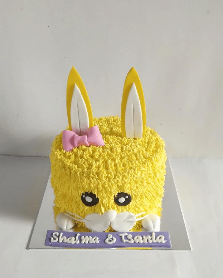 Fair Rabbit Cake
