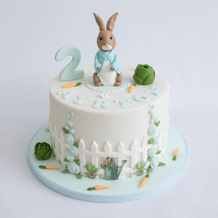 Grand Rabbit Cake