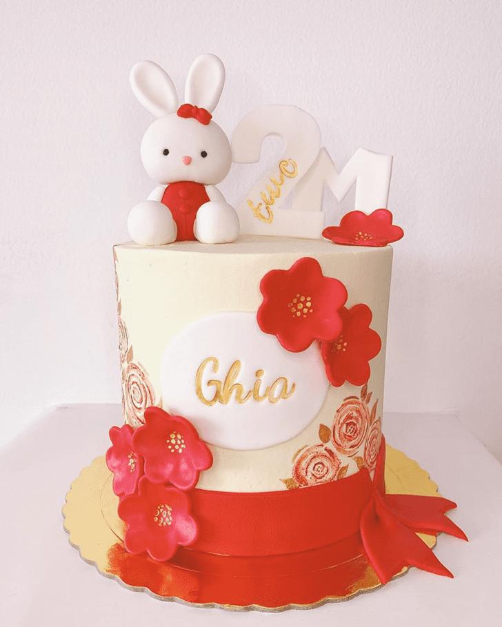 Ravishing Rabbit Cake