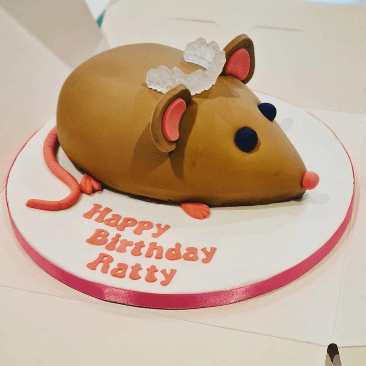 Bewitching Rat Cake