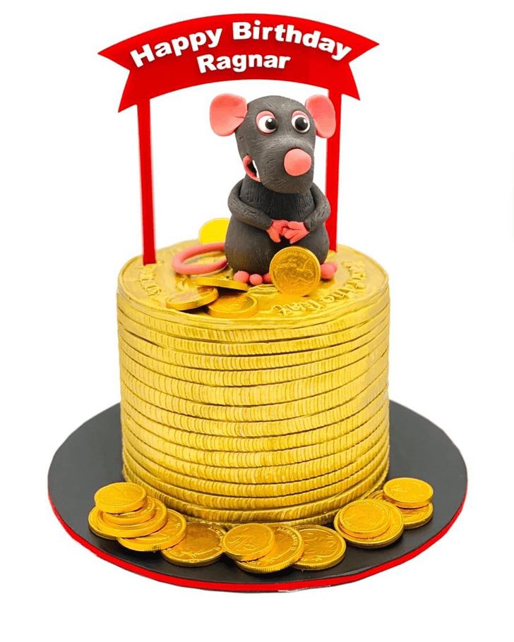 Captivating Rat Cake