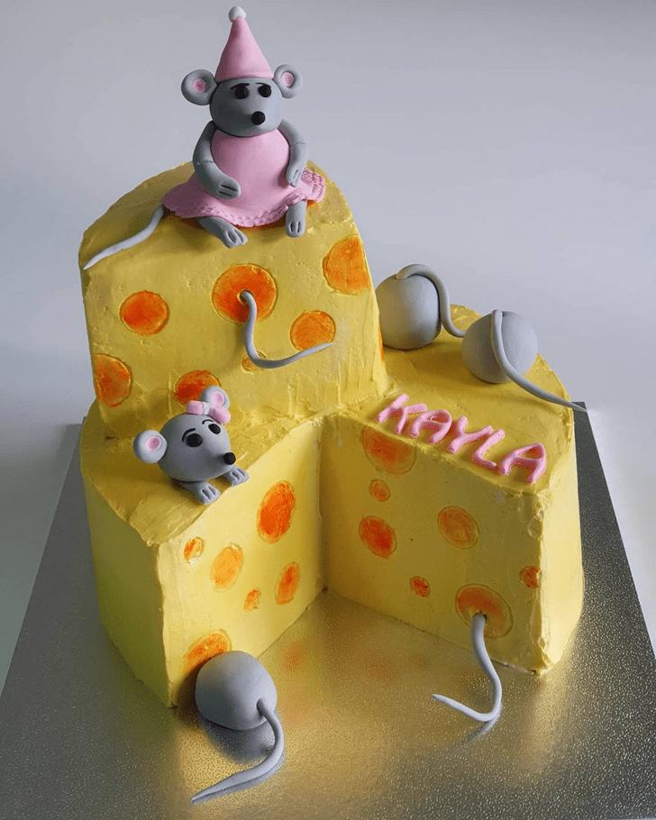 Classy Rat Cake