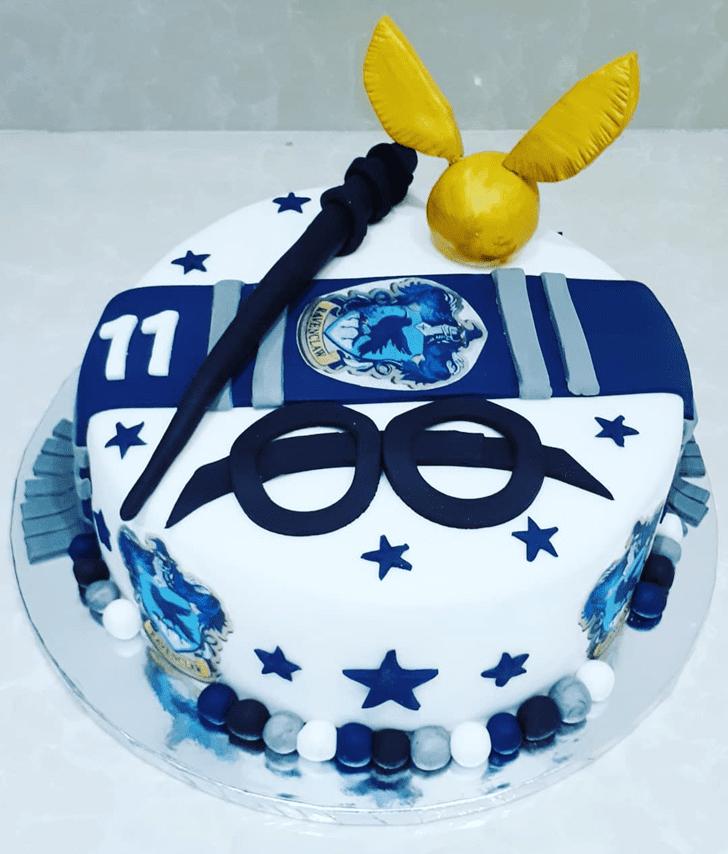 Divine Ravenclaw Cake
