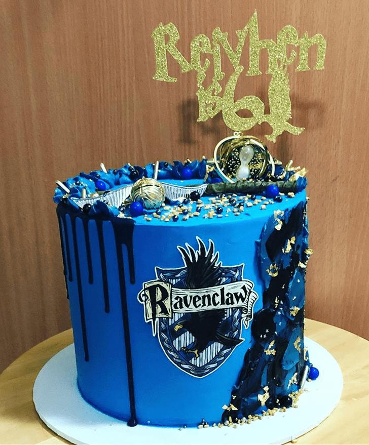 Grand Ravenclaw Cake