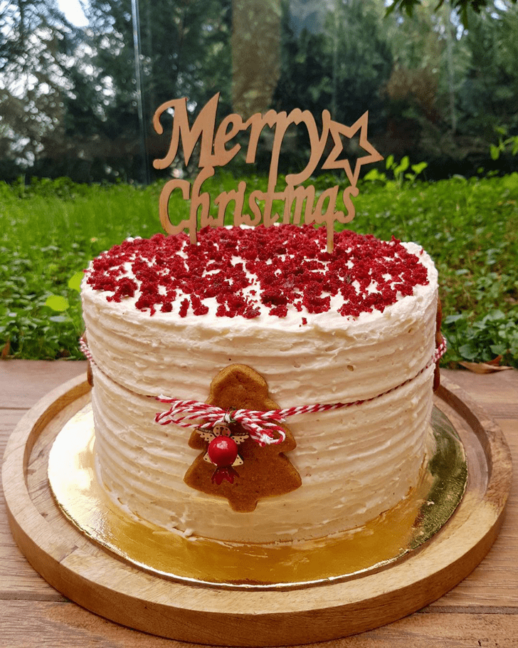Beauteous Red Velvet Cake