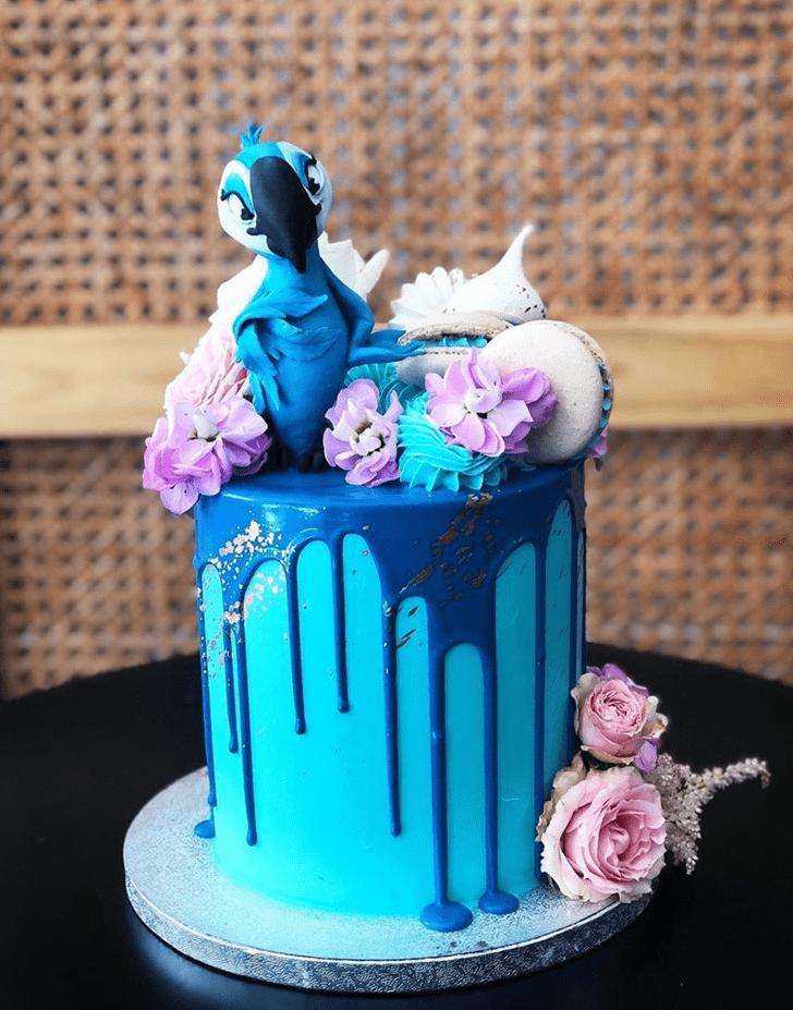 Divine Rio Cake