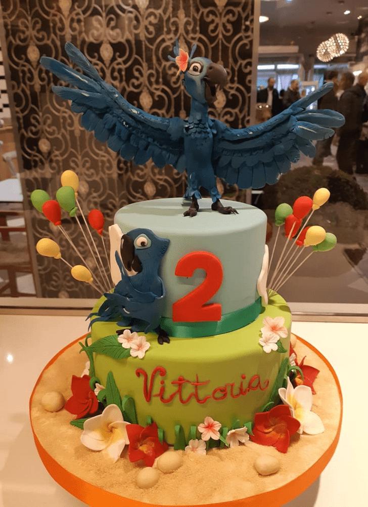 Excellent Rio Cake