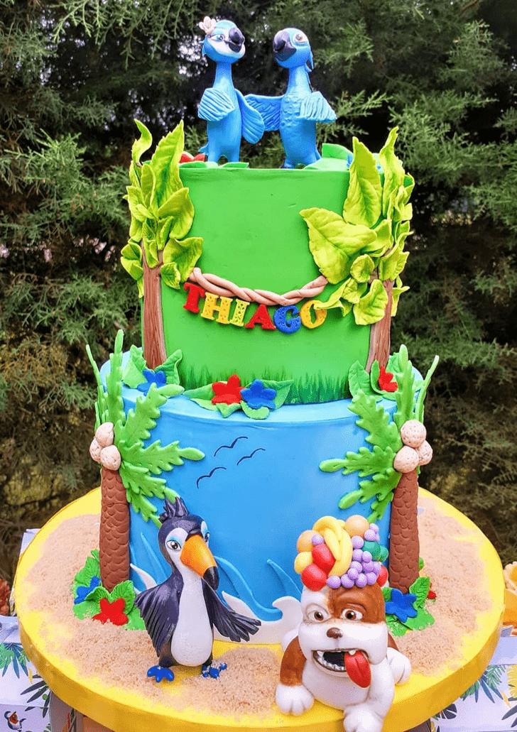Fair Rio Cake