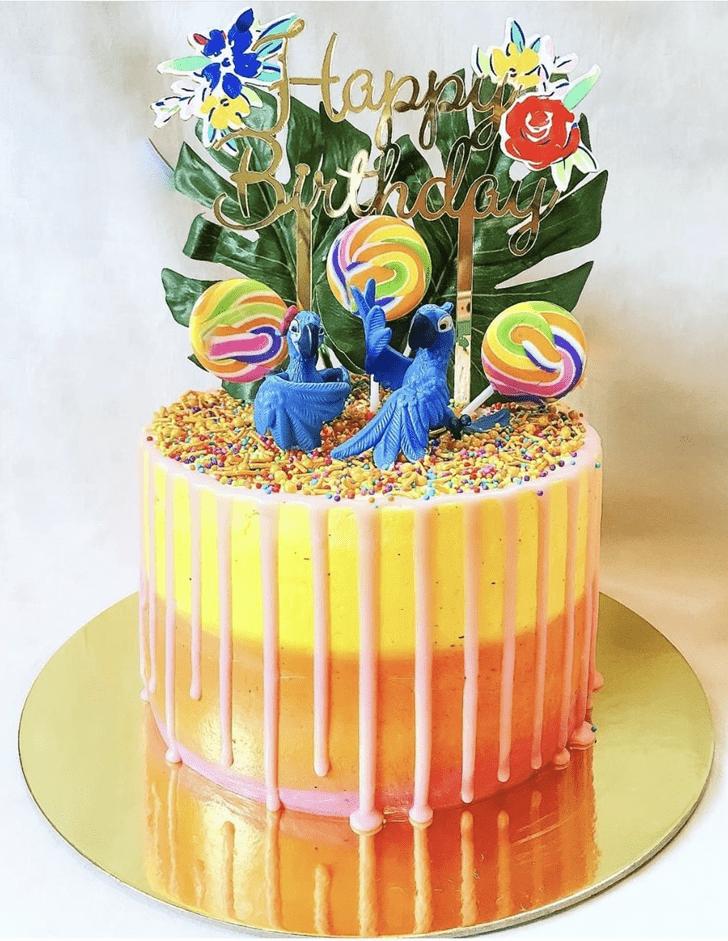 Ideal Rio Cake