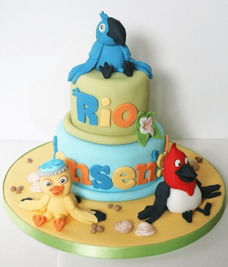Splendid Rio Cake