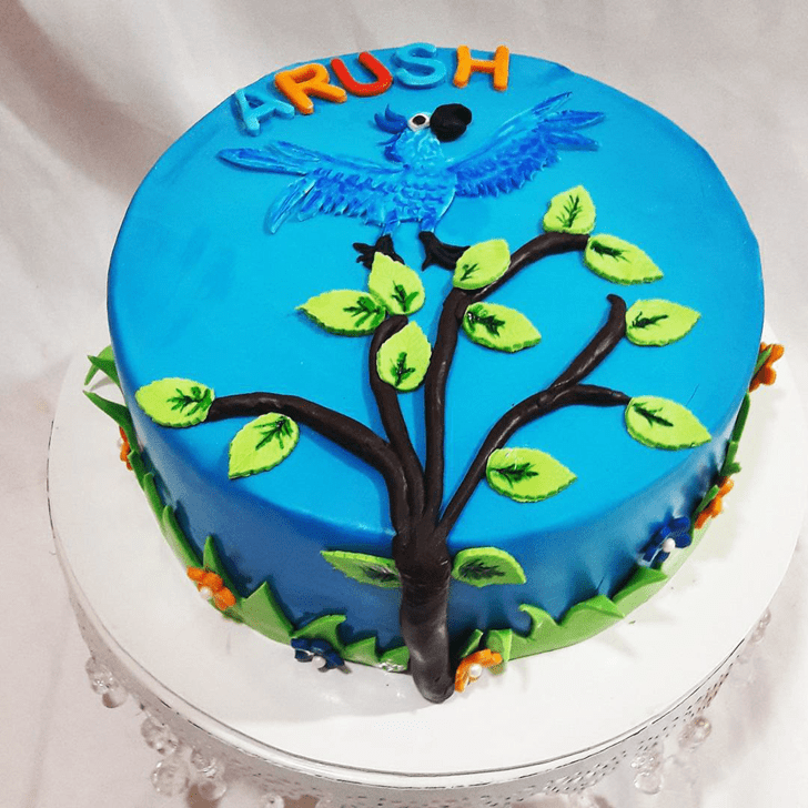 Stunning Rio Cake