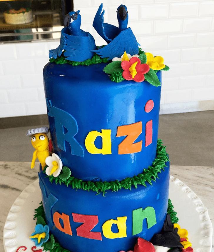 Superb Rio Cake