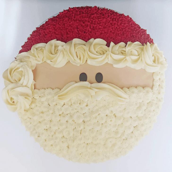 Grand Santa Cake