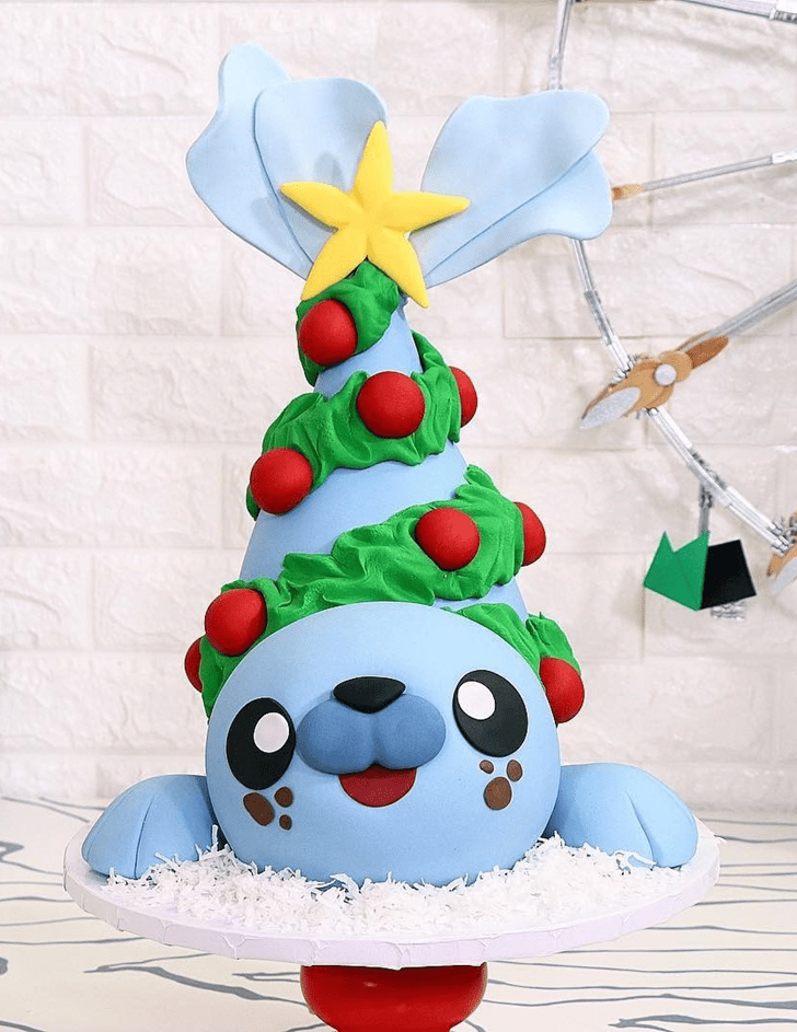 Fair Seals Cake