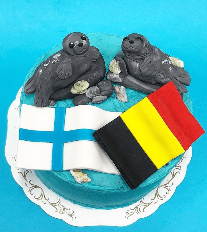 Ideal Seals Cake