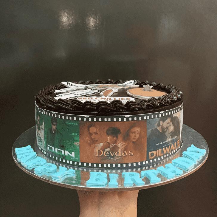 Angelic Shahrukh Khan Cake
