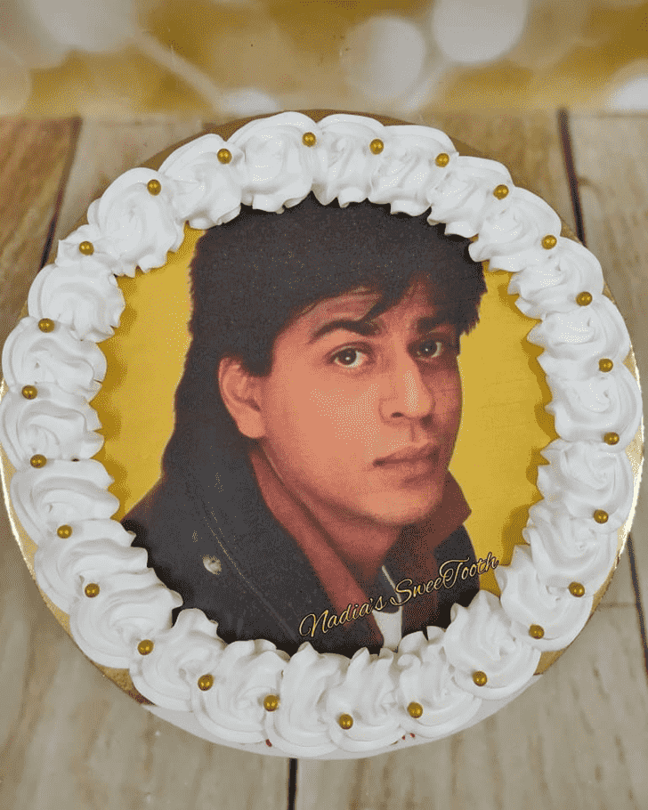 Beauteous Shahrukh Khan Cake