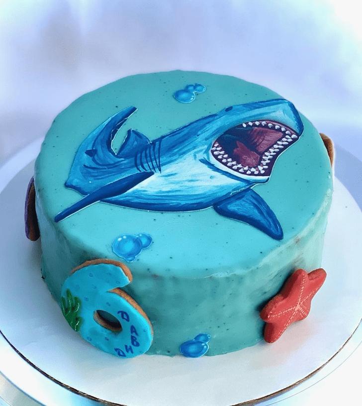 Gorgeous Shark Cake