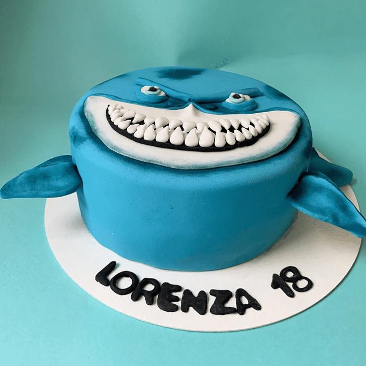Magnificent Shark Cake