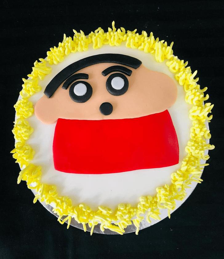 Fetching Shinchan Cake