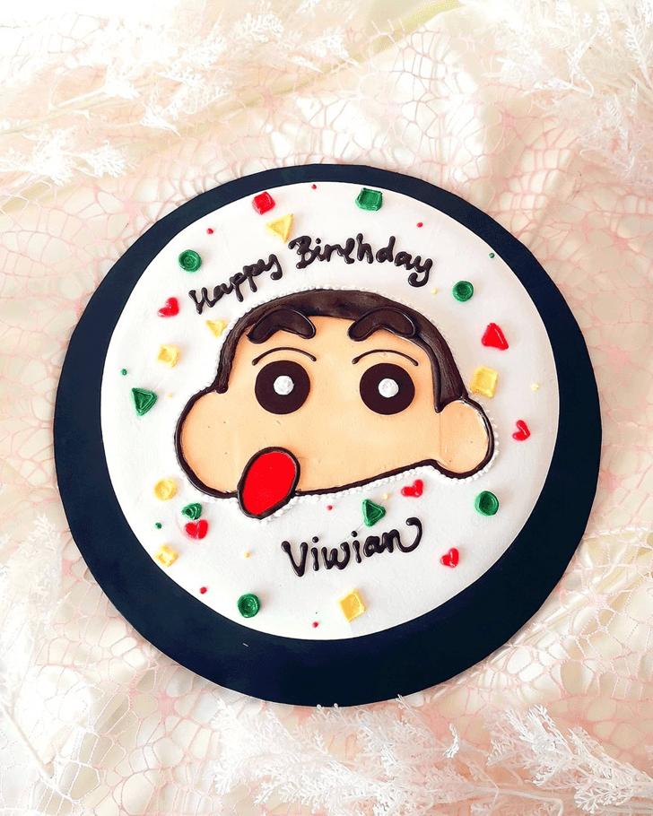 Graceful Shinchan Cake
