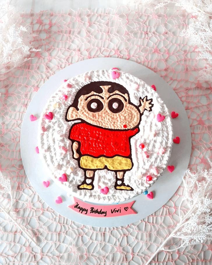 Grand Shinchan Cake