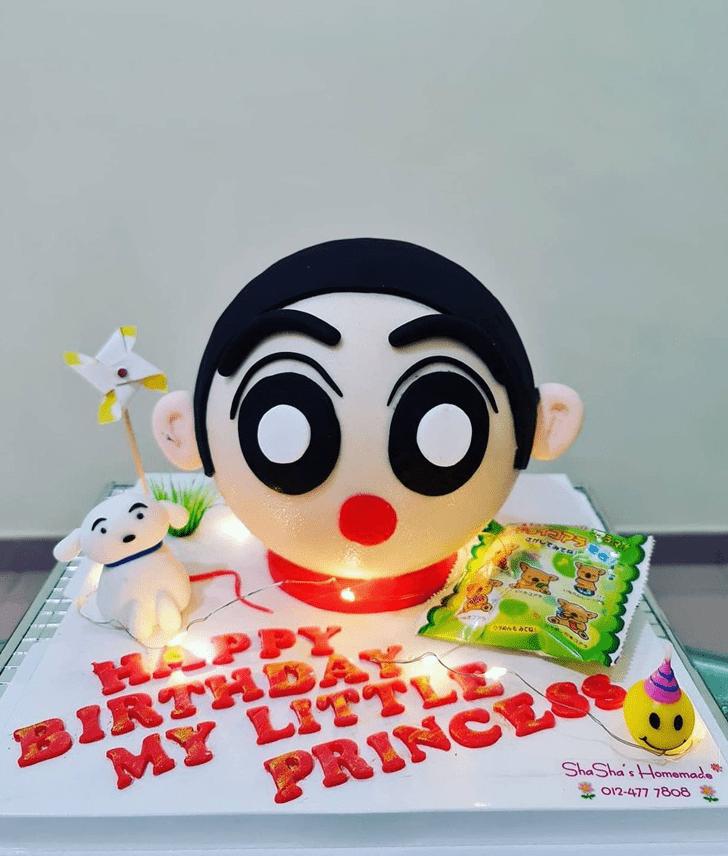 Marvelous Shinchan Cake