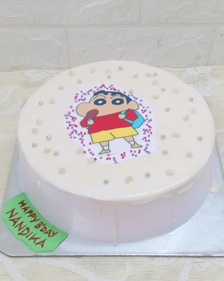 Ravishing Shinchan Cake