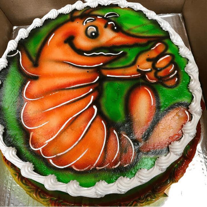 Enticing Shrimp Cake