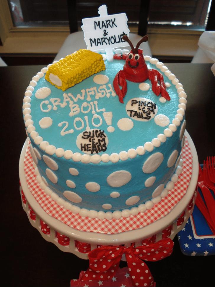 Excellent Shrimp Cake