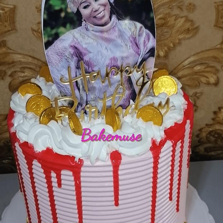 Charming Sister Cake