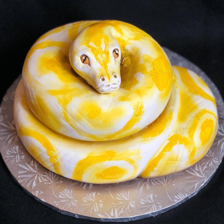Grand Snake Cake