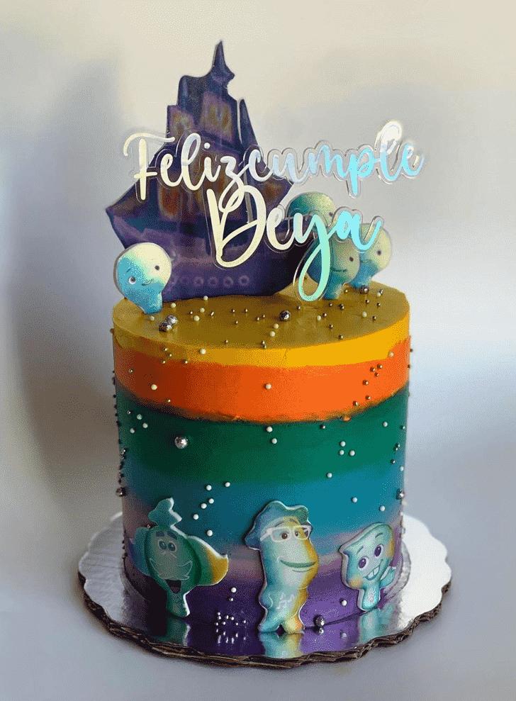 Admirable Soul Cake Design