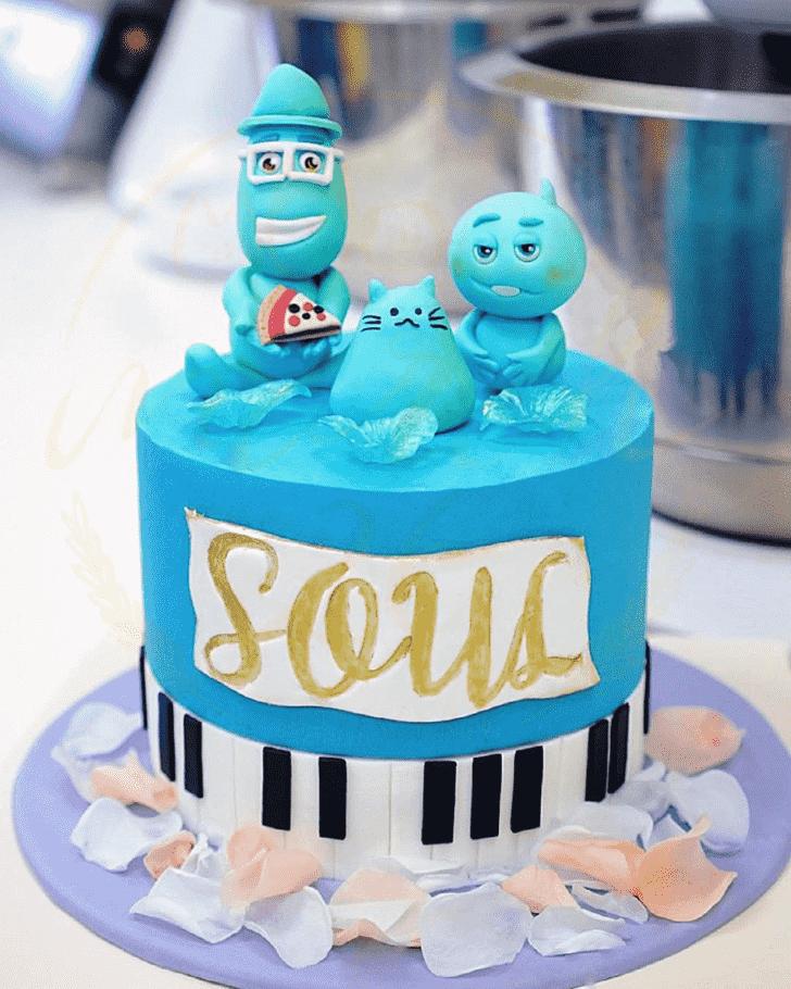 Appealing Soul Cake