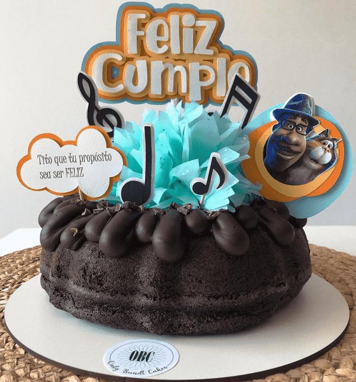 Bewitching Soul Cake