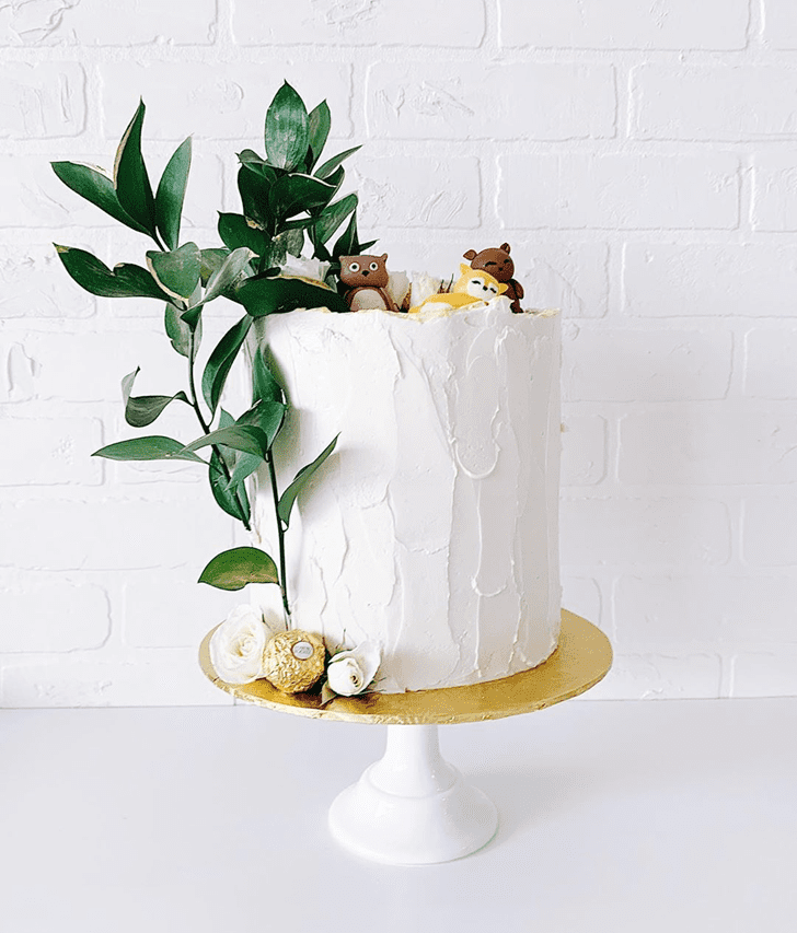 Beauteous Squirrel Cake