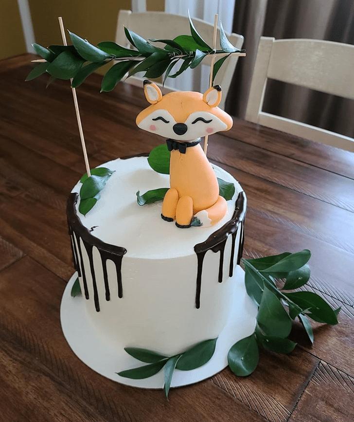 Delightful Squirrel Cake