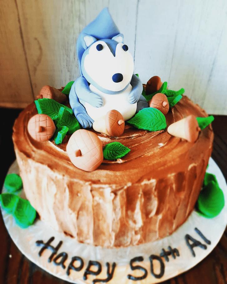Ideal Squirrel Cake