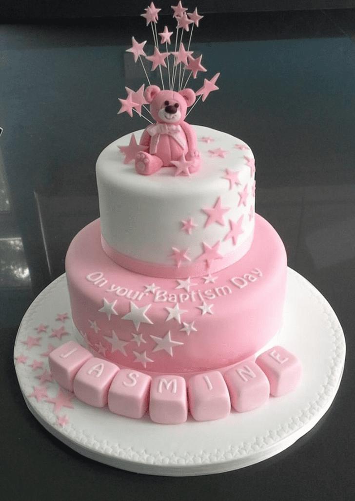 Admirable Star Cake Design