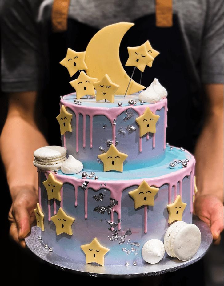 Cute Star Cake