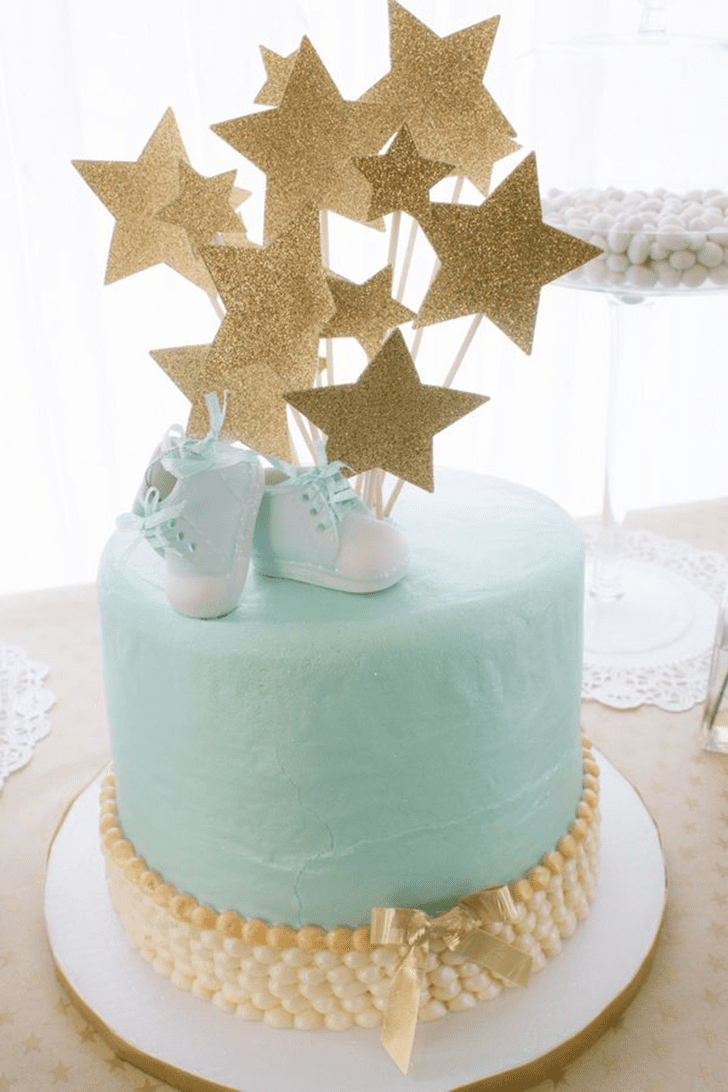 Dazzling Star Cake