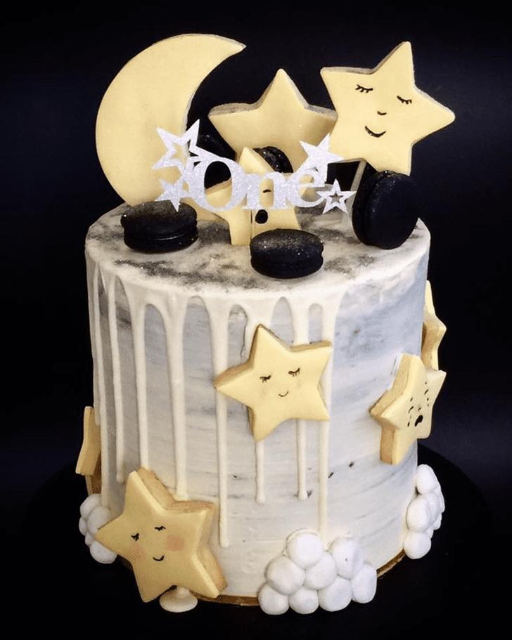 Marvelous Star Cake