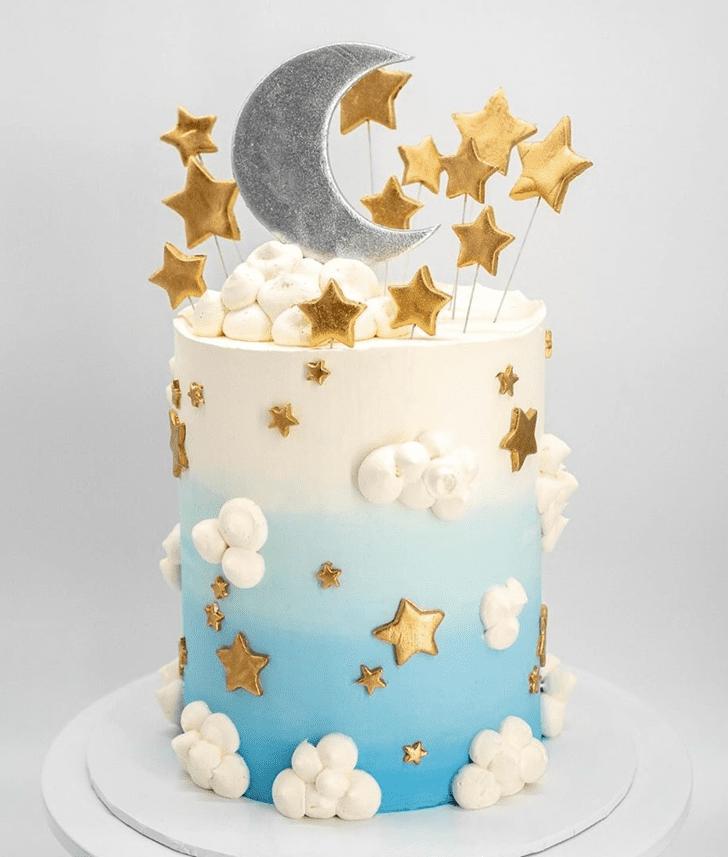 Ravishing Star Cake