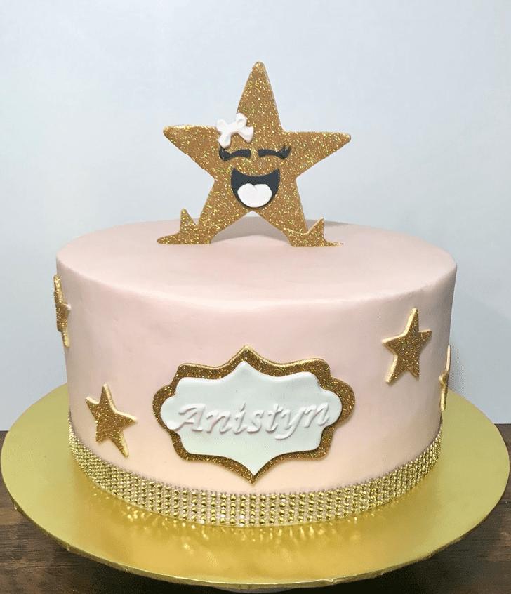 Splendid Star Cake